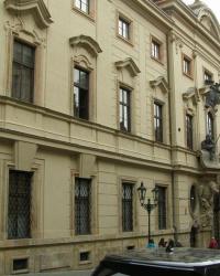 м. Прага. Палац Тун-Хоенштайнів.