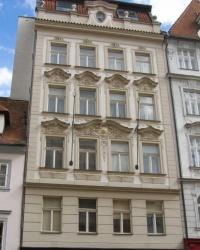 м. Прага. Будинок № 16 по вул. Гавелській.