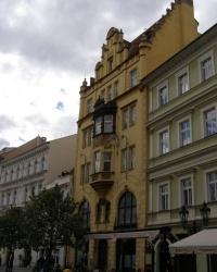 м. Прага. Будинок «У чеської орлиці».