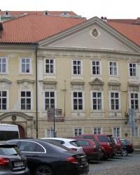 м. Прага. Ледебурський палац.