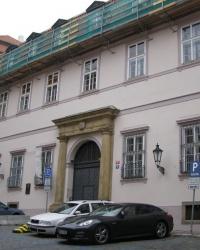 м. Прага. Сальмовський палац.