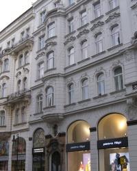 м. Прага. Будинок № 31 на Національному проспекті.