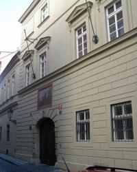 м. Прага. Будинок «У Воржиковських».
