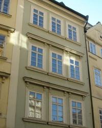м. Прага. Будинок «У трьох гіацинтів».