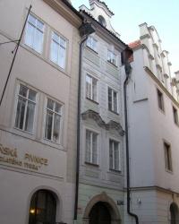 м. Прага. Будинок № 19 по вул. Гусовій.