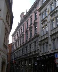 м. Прага. Палац Кокоржовських.