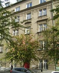 м. Прага. Будинок № 12 по вул. Ясельській.