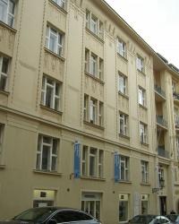 м. Прага. Будинок № 15 по вул. Майзеловій.