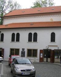 м. Прага. Клаусова синагога.