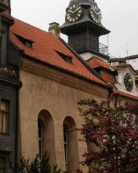 м. Прага. Висока синагога.