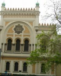 м. Прага. Іспанська синагога.