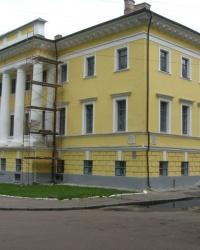 м. Чернігів. Історичний музей ім. В.В.Тарновського.