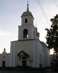 м. Борзна. Свято-Миколаївська церква.