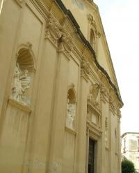 м. Тропеа. Церква del Gesù.