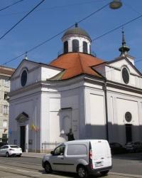 м. Відень. Церква охоронців.