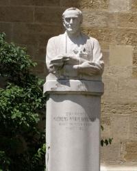 м. Відень. Пам'ятник К.М.Хофбауеру.