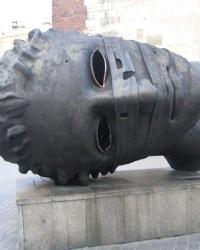 м. Краків. Пам'ятник Еросу