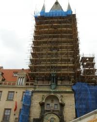 м. Прага. Староміська ратуша