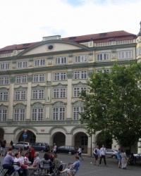 м. Прага. Палац Смиржицьких.