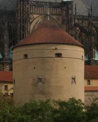 м. Прага. Порохова вежа «Мігулка».