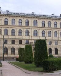 м. Прага. Будинок вищої школи прикладного мистецтва