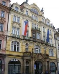 м. Прага. Палац колишньої міської страхової компанії
