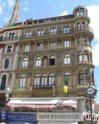 м. Відень. Будинок «У золотого кубка».