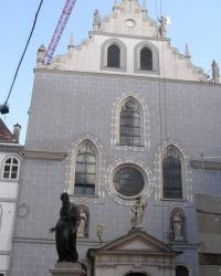 м. Відень. Церква францисканців.