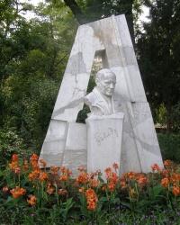 м. Відень. Пам'ятник Францу Легару.
