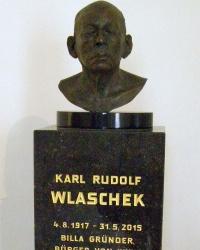 м. Відень. Бюст Карла Влашека.