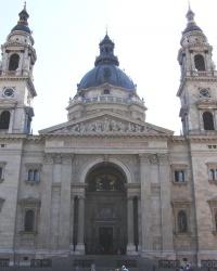 м. Будапешт. Базиліка св. Іштвана.