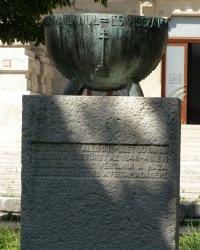 м. Будапешт. Пам'ятний знак героям революції 1848-1849 рр.