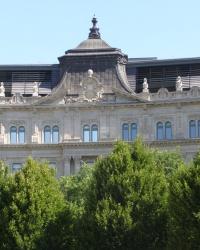 м. Будапешт. Палац на площі Свободи, 14.
