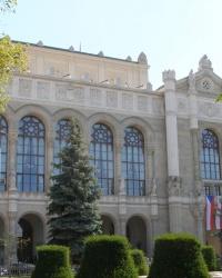 м. Будапешт. Концертний зал «Вігадо».