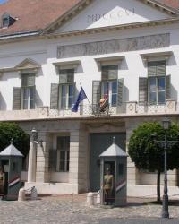 м. Будапешт. Палац Шандора.