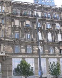 м. Будапешт. Будинок № 27 на Белградській набережній.