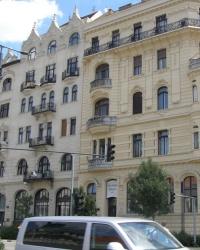 м. Будапешт.  Будинок №7-8 на площі 15 березня.