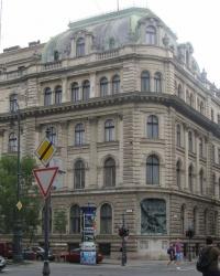 м. Будапешт. Управління угорської залізниці.