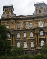 м. Будапешт. Будинок № 92-94 на проспекті Андраші.