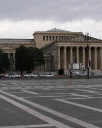 м. Будапешт. Музей образотворчих мистецтв.