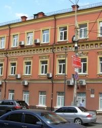 м. Київ. Колишній готель «Дніпровський порт».