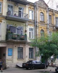 м. Київ. Будинок № 79 по вул. Тургенєвській.