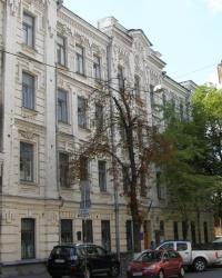 м.Київ. Будинок № 25 по вул. Ярославів Вал.