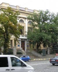 м. Київ. Парламентська бібліотека.