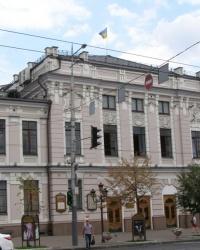 м. Київ. Театр оперети.