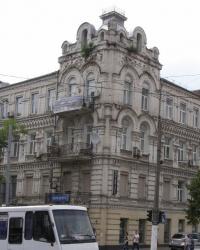 м. Київ. Будинок № 137 по вул. Саксаганського.