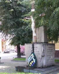 м. Чернівці. Пам'ятник солдатам 41 піхотного полку .