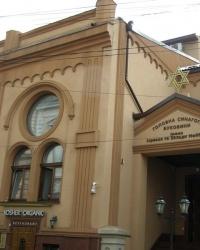 м. Чернівці. Головна синагога Буковини.