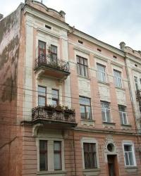 м. Чернівці. Будинок № 85 по вул. Сагайдачного.