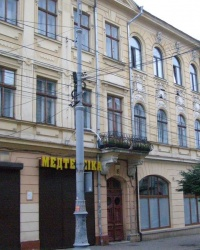 м. Чернівці. Будинок № 16 по вул. Головній.